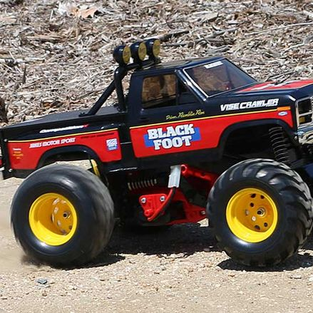 Tamiya Blackfoot 2016 Review - CompetitionX