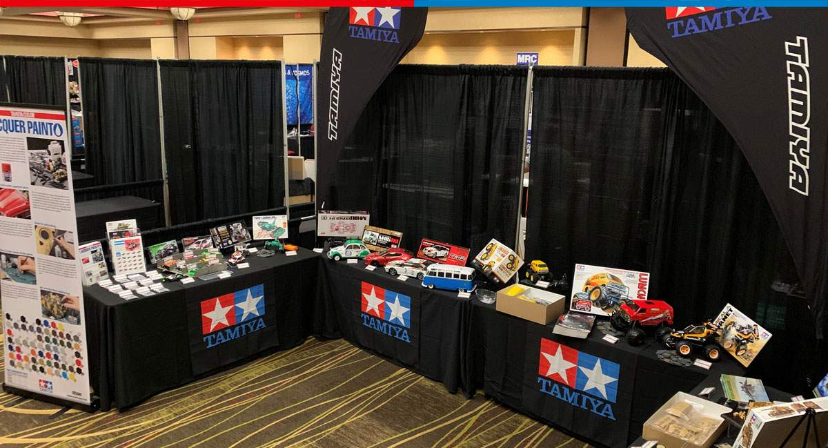 HobbyTown Convention 2019 - Day 1