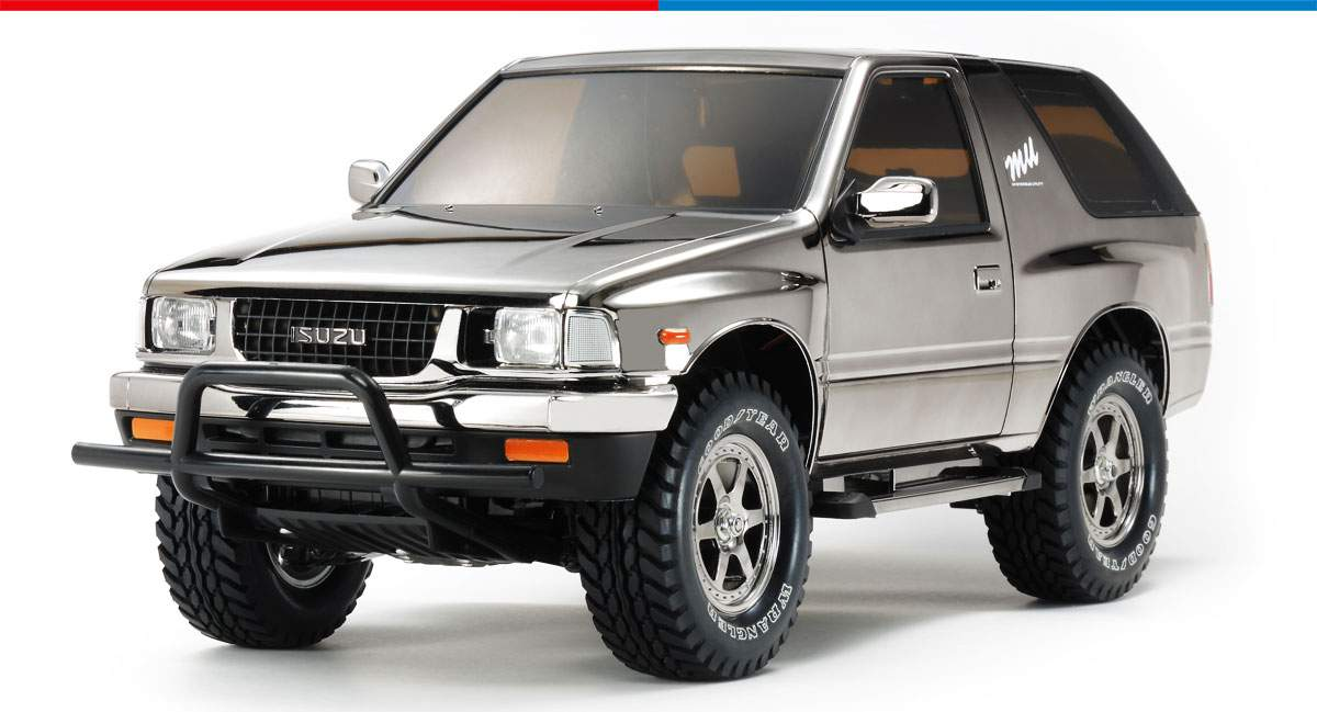 Tamiya Isuzu MU Type X - ON SALE - Over 50% Off!