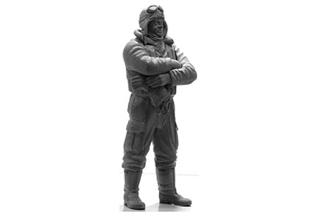 1/16 Japanese Fighter Pilot