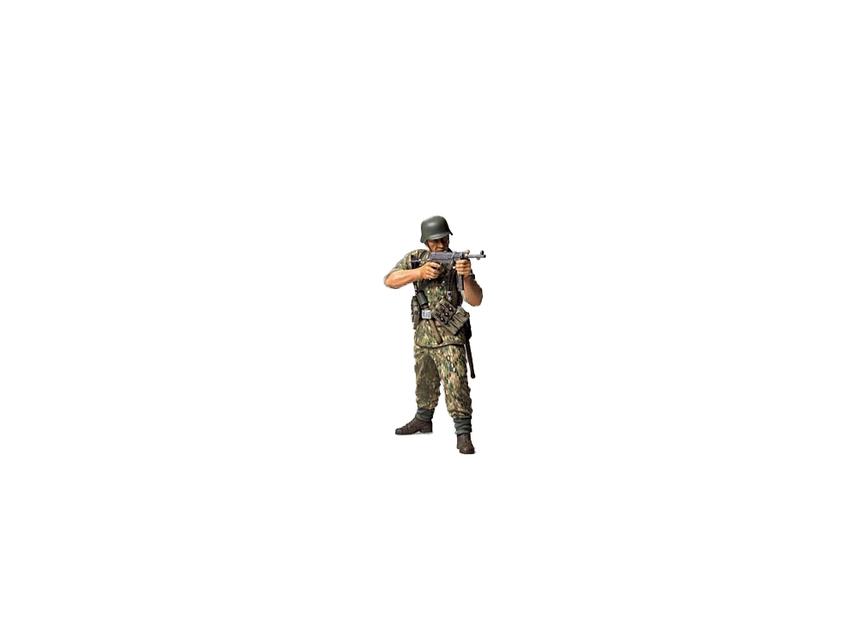 Tamiya 1//16 WWII German Elite Infantry Man # 36303