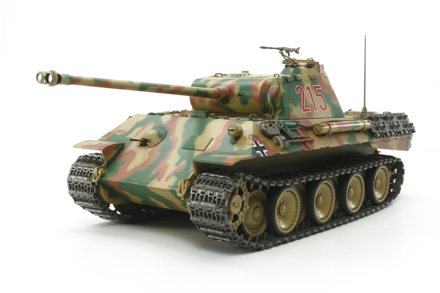 1/25 Rct Panther Ausf.A