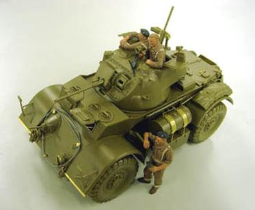 1/35 British Armored Staghound