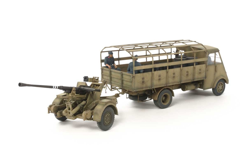 1/35 German 3.5Ton Truck Ahn