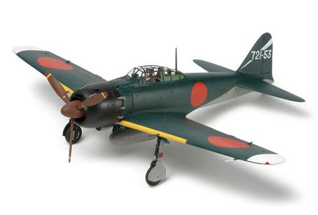 1/48 A6M5 Zero Fighter (Zeke)