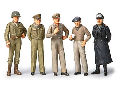 1/48 Scale Famous Generals