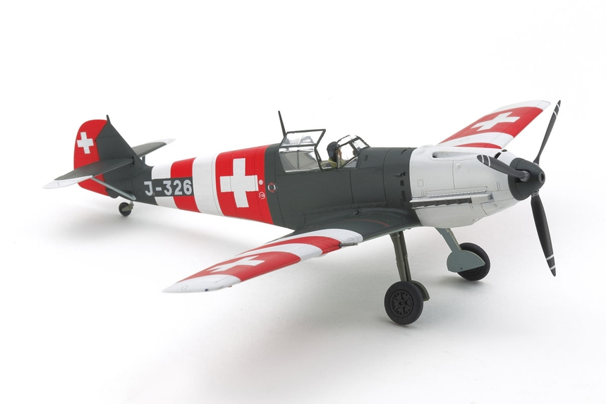 1/48 Swiss Messerschmitt Bf109