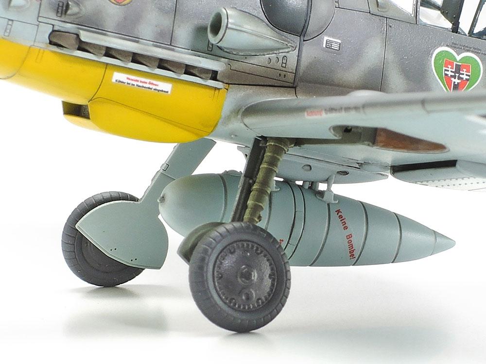 Neu Tamiya 60790-1//72 Bf-109 G-6 Messerschmitt