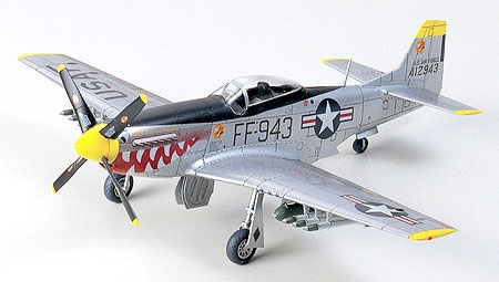 1/72 N.A. F-51 Mustang