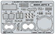 2004 Gt Z Photo-Etched Parts