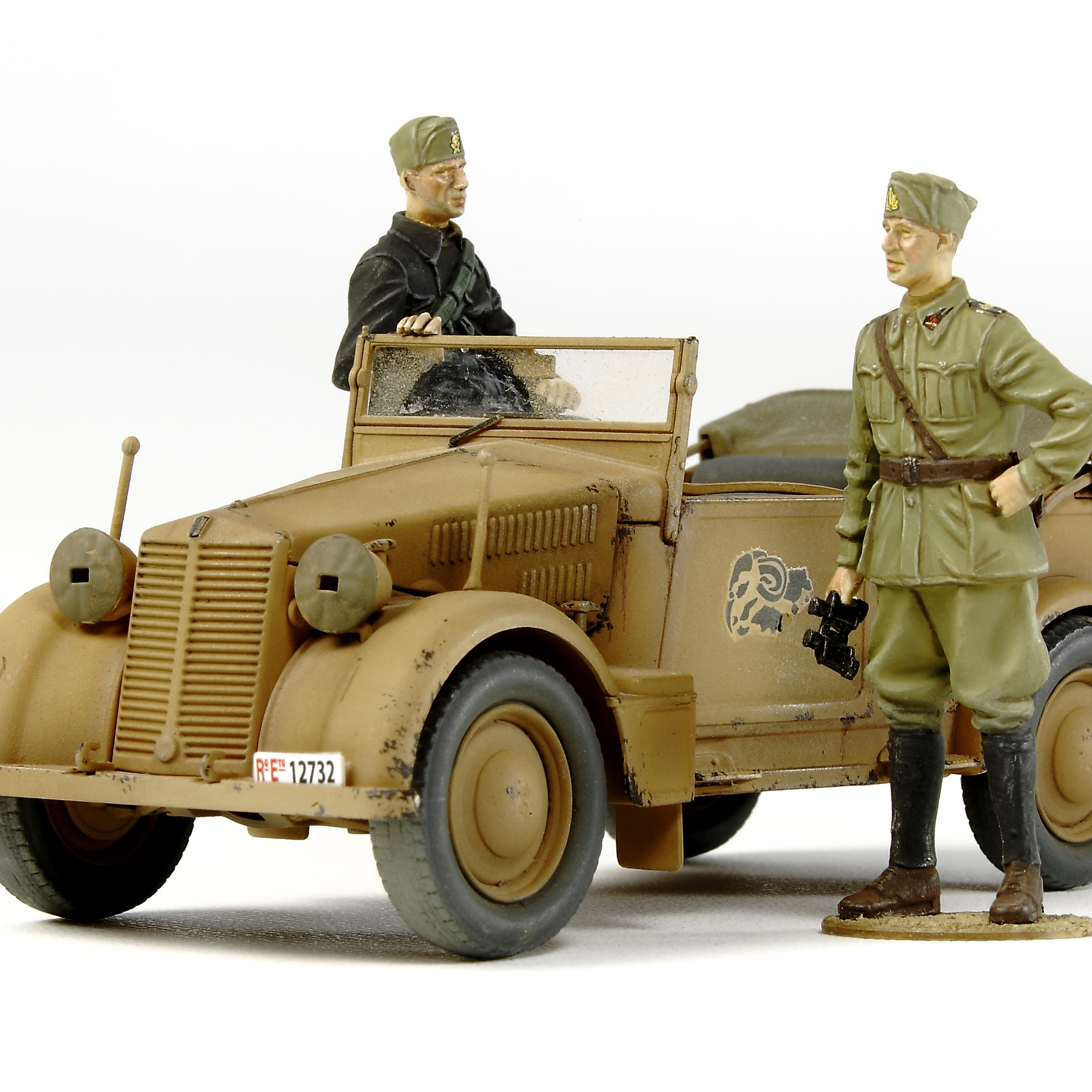 "508Cm ""Coloniale"" Staff Car"