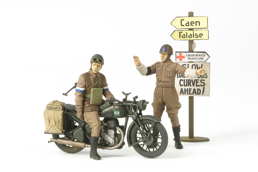 British Bsa M20 Motorcycle