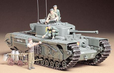 British Churchill Mk.Vii