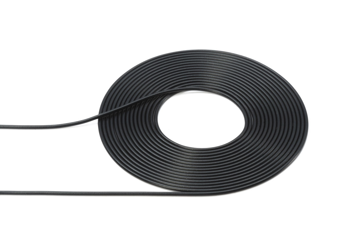 Cable (Outer Dia 0.8Mm/Black)
