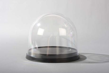 Display Case J Dome Type