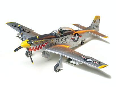 F-51D Mustang Korean War