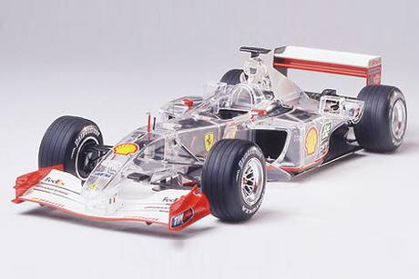 "Ferrari F2001 ""Full-View"""