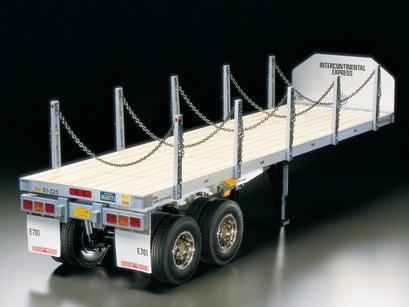 Flatbed Semi-Trailer