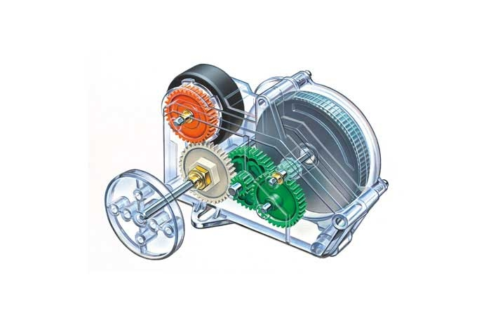 Friction Power Unit