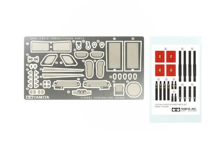 Fxx K Photo Etched Parts Set