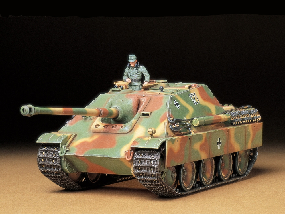 Ger. Jagdpanther Late Version
