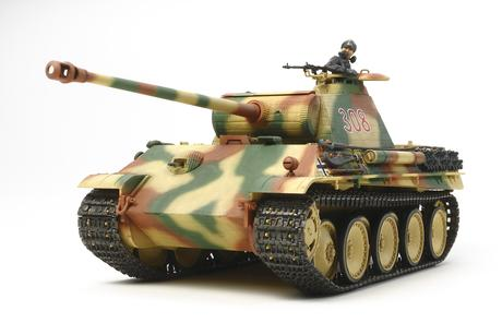 Ger Panther Ausf.G Early Prod.