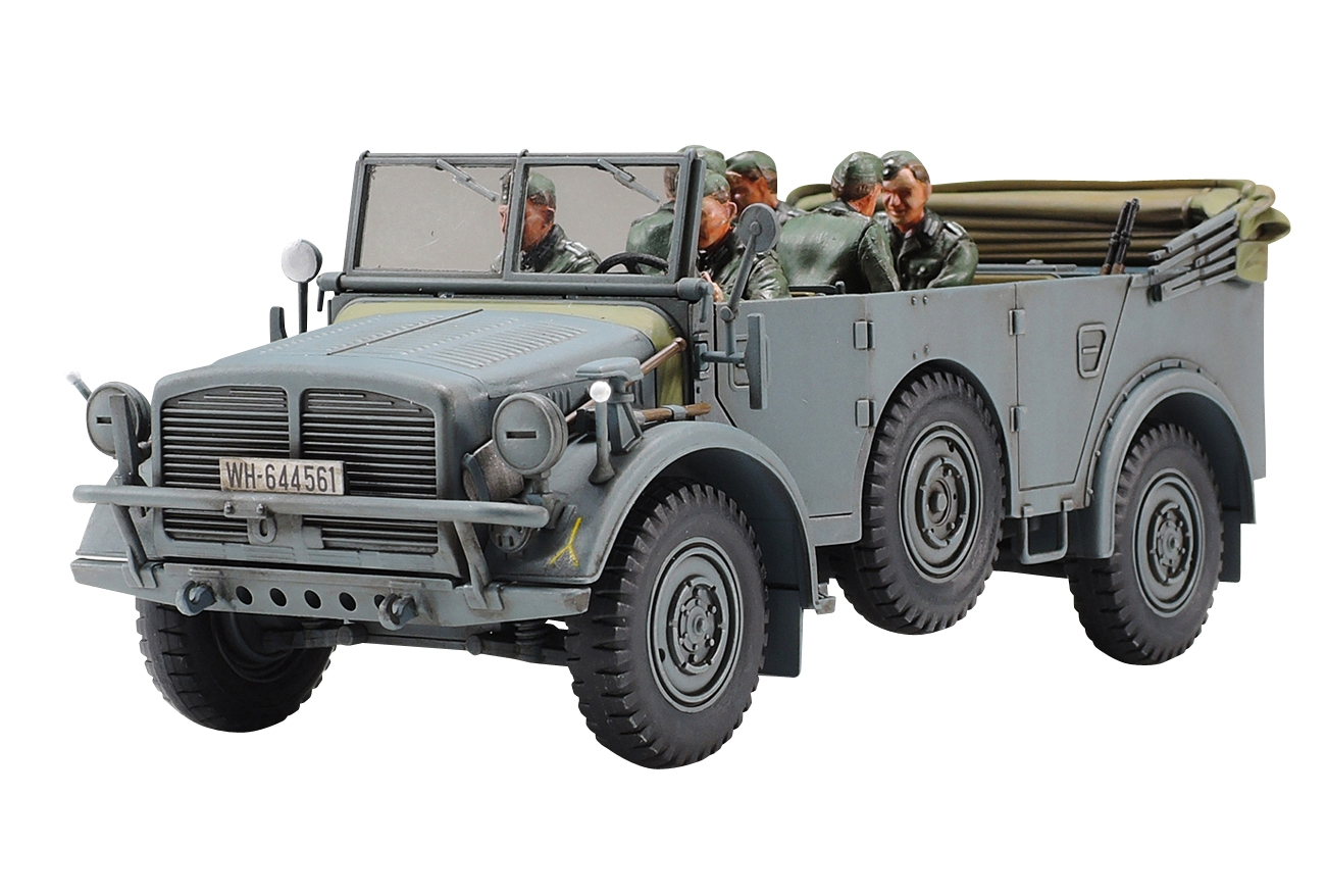 German Horch Type 1A