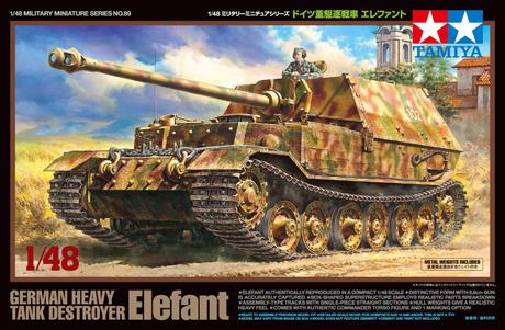 German Tank Destroyer Elefant