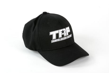 Hat, Trf Logo, Black  S/M