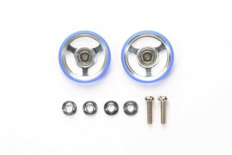 Jr 17Mm Alum Rollers