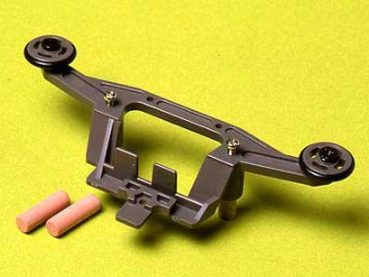 Jr 4Wd Rear Brake & Roller Set