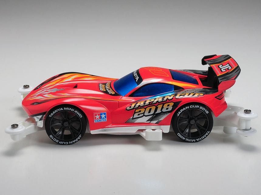 MA Chassis Kit Tamiya 95109 1//32 Mini 4WD JR Abilista J-Cup /'18