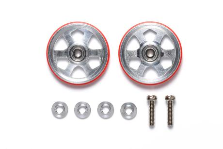 Jr Aluminum Ball-Race Rollers
