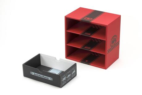 Jr Case For Mini 4Wd Car Box