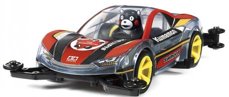 Jr Kumamon Mini 4Wd