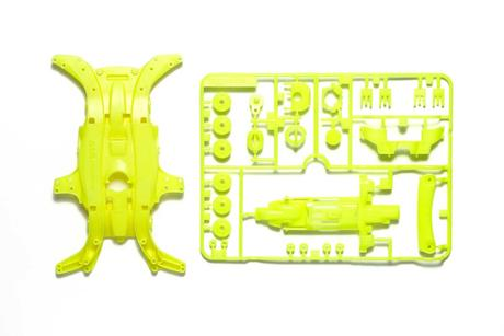 Jr Ma Fluorescent Chassis Set