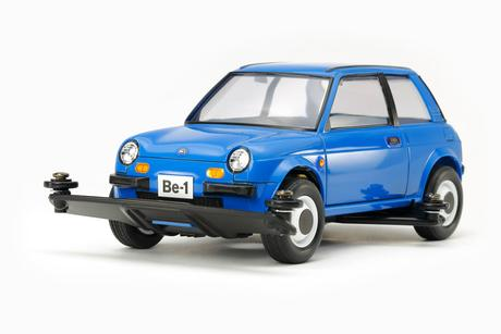 Jr Nissan Be-1 Blue Version