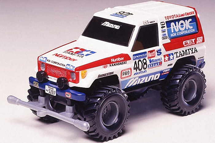 Jr Toyota Land Cruiser '90 Dkr