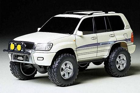 Jr Toyota Landcruiser 100