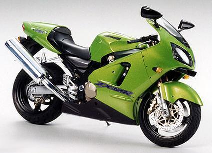 Kawasaki Ninja Zx-12R none / Tamiya USA