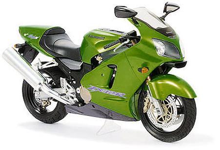 Tamiya 1/12 Motorcycle Series No.84 Kawasaki Ninja Zx-12R