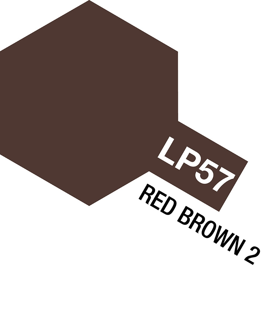 Lacquer Lp-57 Red Brown 2