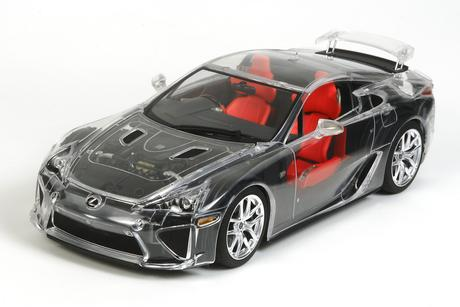 "Lexus Lfa ""Full View"""