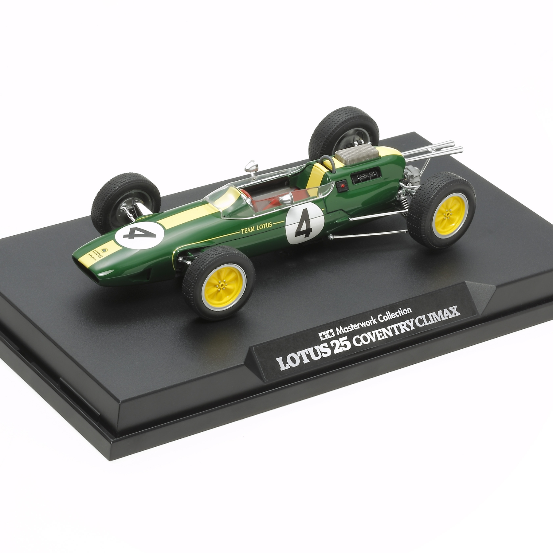 Lotus 25 Coventry Climax No.4