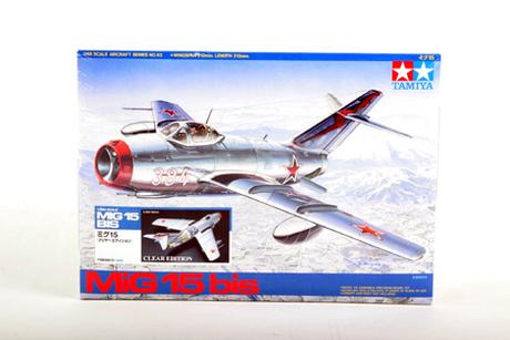 Mig 15 Bis Clear Edition