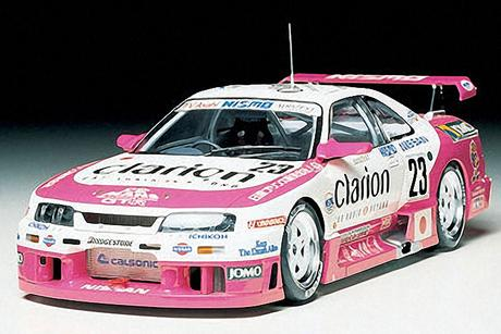 Nismo Clarion Gt-R Lm '95