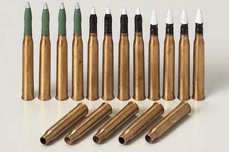Panther 75Mm Projectiles
