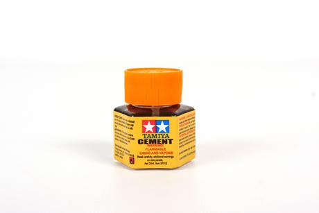 Plastic Cement 20Ml