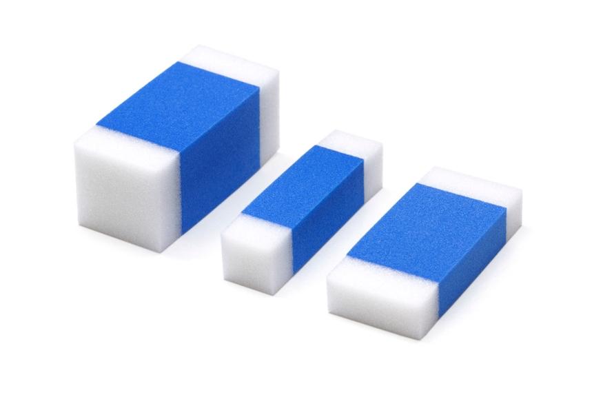 TAMIYA 87192 Polishing Compound Sponges
