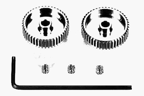 Rc 0.4 Pinion Gear (44T, 45T)